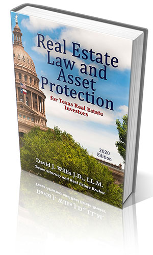 Real Estate Law and Asset Protection 2020 edition